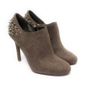 JESSICA SIMPSON Selia Ankle Booties Studded Size 6